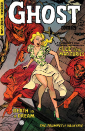 Ghost (Fiction House - 1951) -4- Flee the Mad Furies/Death is a Dream/The Trumpet of Valkyrie