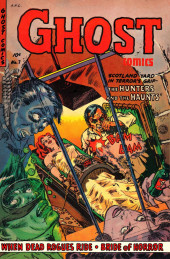Ghost (Fiction House - 1951) -7- The Hunters and the Haunts