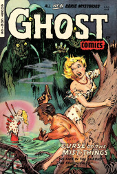Ghost (Fiction House - 1951) -8- Curse of the Mist-Things