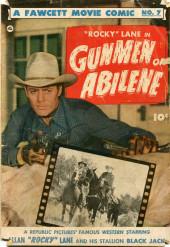 Fawcett Movie Comic (1949/50) -7- Gunmen of Abilene
