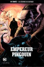 DC Comics - La légende de Batman -5371- Empereur Pingouin - 1re partie