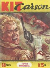 Kit Carson -103- Les loups de la prairie