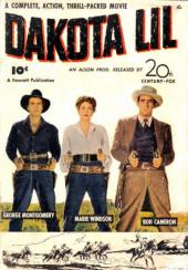 Fawcett Movie Comic (1949/50) -1- Dakota Lil