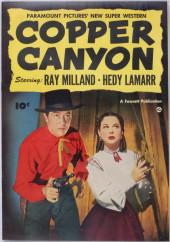 Fawcett Movie Comic (1949/50) -2- Copper Canyon