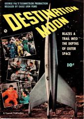 Fawcett Movie Comic (1949/50) -3- Destination Moon
