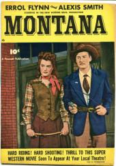 Fawcett Movie Comic (1949/50) -4- Montana