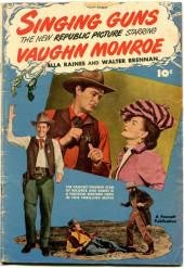 Fawcett Movie Comic (1949/50) -6b- Singing Guns