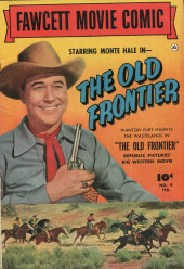 Fawcett Movie Comic (1949/50) -9- The Old Frontier