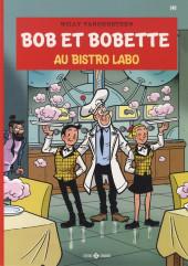 Bob et Bobette -349- Au bistro labo