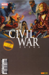 Civil War Extra -1- Tome 1