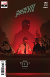 Daredevil Vol. 6 (Marvel comics - 2019) -8- No Devils Only god - Part 3