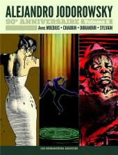 Alejandro Jodorowsky 90e anniversaire -8- Volume 8