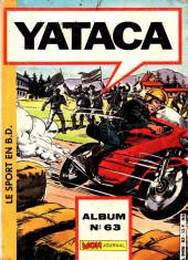 Yataca (Fils-du-Soleil) -Rec63- Album N°63 (du n° 210 au n° 212)