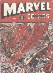 Marvel Mystery Comics (Timely - 1939) -43- (sans titre)
