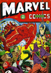 Marvel Mystery Comics (Timely - 1939) -45- (sans titre)