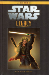 Star Wars - Légendes - La Collection (Hachette) -9893- Star Wars Legacy - IX. Le destin de cade