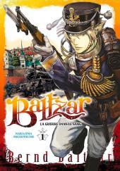 Baltzar, la guerre dans le sang -1- Tome 1