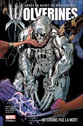 Wolverines (Marvel Deluxe)