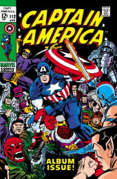 Captain America (Marvel comics - 1968) -112- Lest we forget!