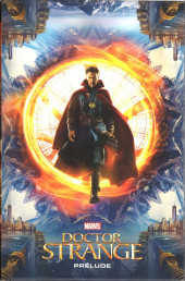 Marvel Cinematic Universe  -6- Doctor Strange - Prélude