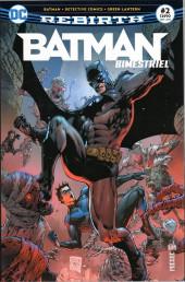 Batman Bimestriel (Urban Comics) -2- Tome 2