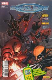 Marvel Icons (Marvel France - 2005) -20- Jeux de miroirs...