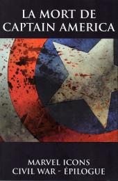 Marvel Icons (Marvel France - 2005) -30TL1- La mort de captain america