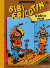 Bibi Fricotin (Hachette - la collection) -119- Bibi Fricotin comédien errant