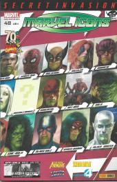 Marvel Icons (Marvel France - 2005) -48- L'empire (1)