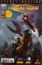 Marvel Icons (Marvel France - 2005) -51- Secret invasion