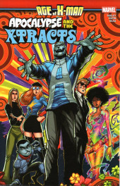 Age of X-Man: Apocalypse & The X-Tracts -INT- Apocalypse and the X-Tracts