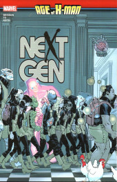 Age of X-Man: Nextgen -INT- NextGen