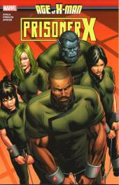 Age of X-Man: Prisoner X -INT- Prisoner X
