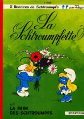 Les schtroumpfs -3b1983/06- La Schtroumpfette