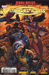 Marvel Icons (Marvel France - 2005) -56- Pris au piège