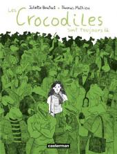 Les crocodiles -2- Les Crocodiles sont toujours là