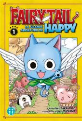 Fairy Tail - La grande aventure de Happy -1- Tome 1
