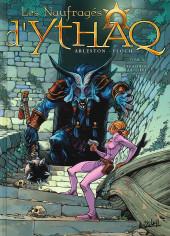Les naufragés d'Ythaq -16- Les Assiégés de Glèbe