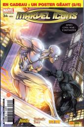 Marvel Icons (Marvel France - 2005) -34- Iron Man : directeur du S.H.I.E.L.D.