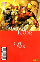 Marvel Icons (Marvel France - 2005) -27- Paris sera toujours paris