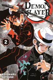 Demon Slayer - Kimetsu no yaiba -2- Tome 2