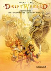 Driftwereld -1- Een verhaal over dieven en trollen