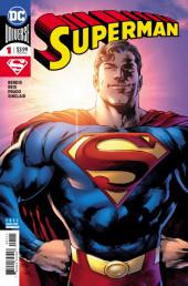 Superman Vol.5 (DC Comics - 2018) -1- The Unity Saga