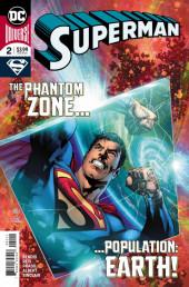 Superman Vol.5 (DC Comics - 2018) -2A- The Unity Saga - Part 2