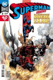 Superman Vol.5 (DC Comics - 2018) -3- The Unity Saga - Part 3