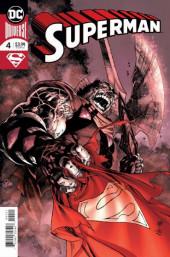 Superman (2018) -4- The Unity Saga - Part 4
