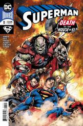 Superman Vol.5 (DC Comics - 2018) -11- The Unity Saga : The House of El - Part 5