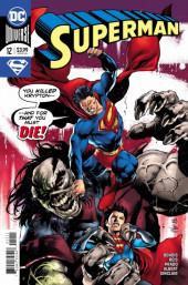 Superman Vol.5 (DC Comics - 2018) -12- The Unity Saga : The House of El - Part 6