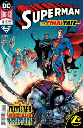 Superman (2018) -14- The Unity Saga : The House of El - The conclusion - Part 1