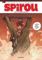 (Recueil) Spirou (Album du journal) -357- Spirou album du journal